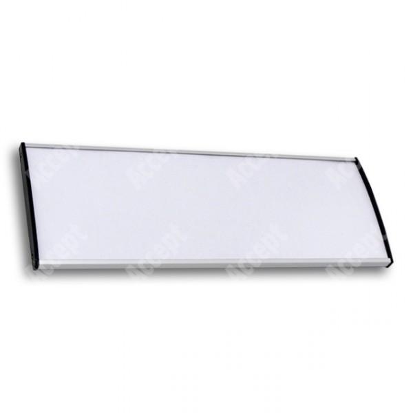 ACCEPT Plato Plus 105, stříbrná - rozměr tabulky 500x105mm