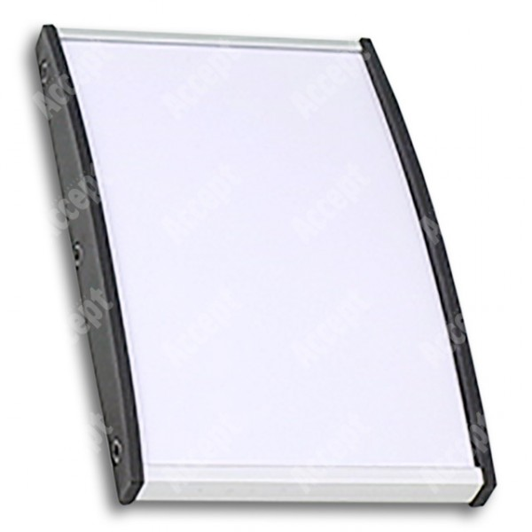 ACCEPT Plato Plus 120, stříbrná - rozměr tabulky 75x120mm