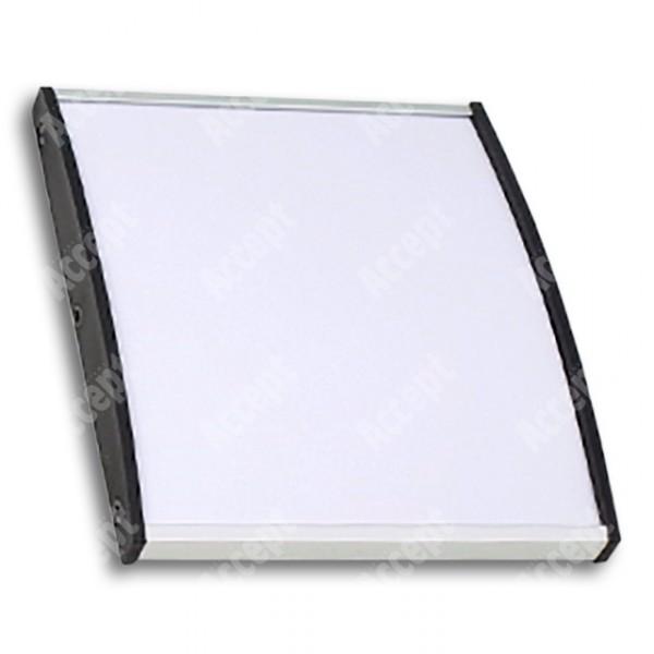 ACCEPT Plato Plus 120, stříbrná - rozměr tabulky 105x120mm