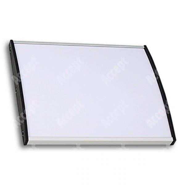 ACCEPT Plato Plus 120, stříbrná - rozměr tabulky 148x120mm