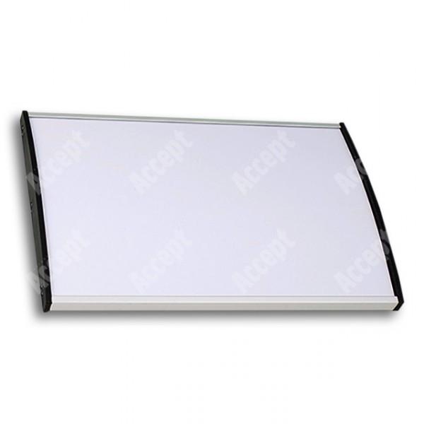 ACCEPT Plato Plus 120, stříbrná - rozměr tabulky 187x120mm