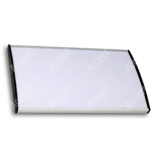 ACCEPT Plato Plus 120, stříbrná - rozměr tabulky 210x120mm