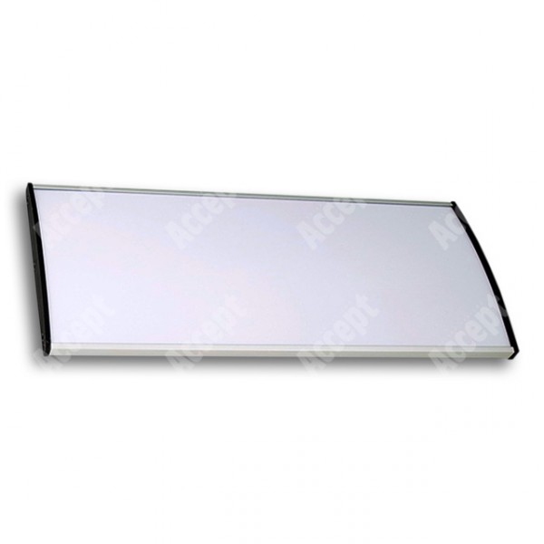 ACCEPT Plato Plus 120, stříbrná - rozměr tabulky 1000x120mm
