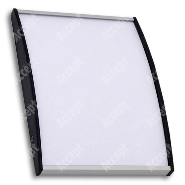 ACCEPT Plato Plus 150, stříbrná - rozměr tabulky 105x148mm