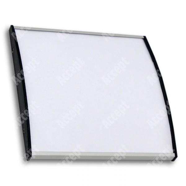 ACCEPT Plato Plus 150, stříbrná - rozměr tabulky 148x148mm