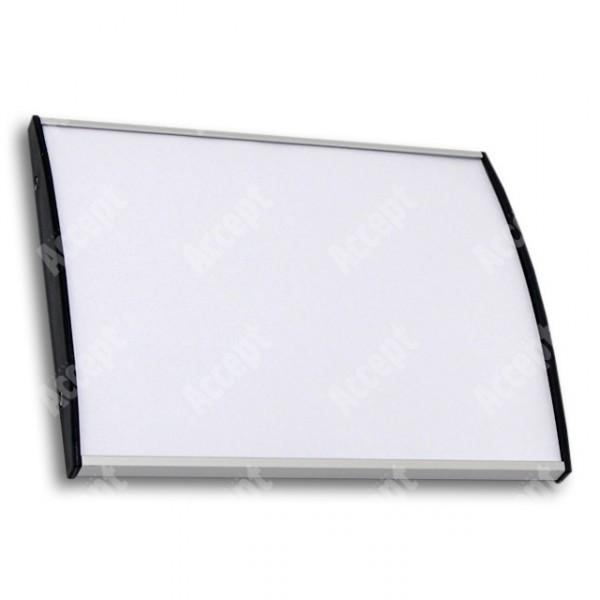 ACCEPT Plato Plus 150, stříbrná - rozměr tabulky 187x148mm