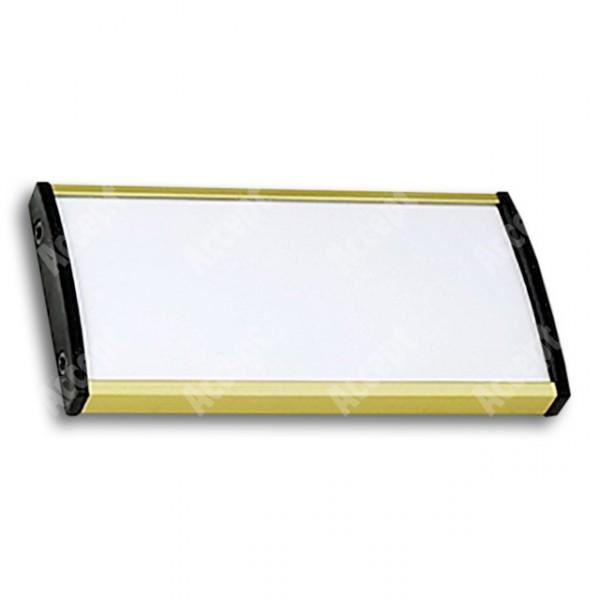 ACCEPT Plato Plus 050, zlatá - rozměr tabulky 105x50mm