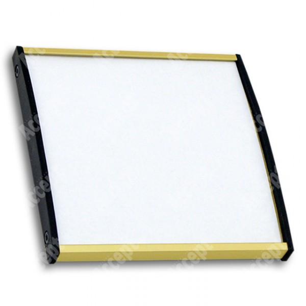 ACCEPT Plato Plus 105, zlatá - rozměr tabulky 105x105mm