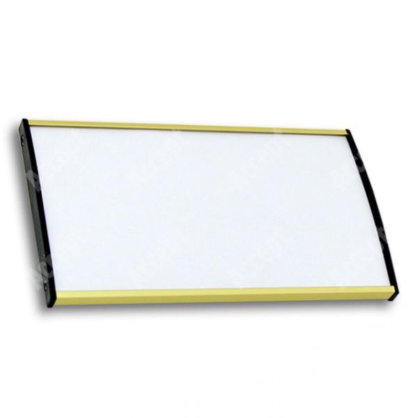ACCEPT Plato Plus 105, zlatá - rozměr tabulky 187x105mm