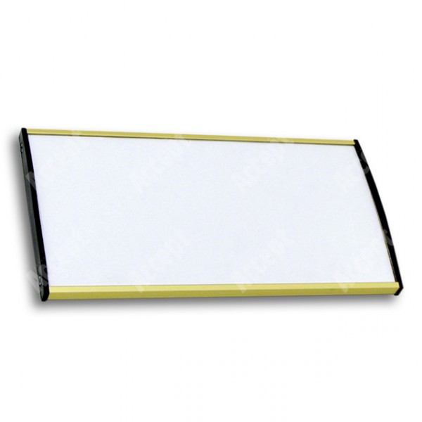 ACCEPT Plato Plus 105, zlatá - rozměr tabulky 210x105mm