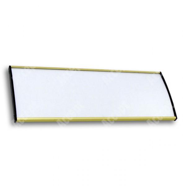 ACCEPT Plato Plus 105, zlatá - rozměr tabulky 297x105mm