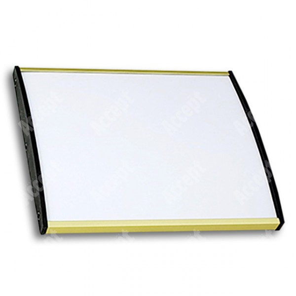 ACCEPT Plato Plus 120, zlatá - rozměr tabulky 148x120mm