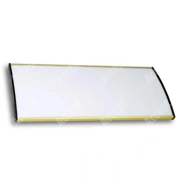 ACCEPT Plato Plus 120, zlatá - rozměr tabulky 297x120mm