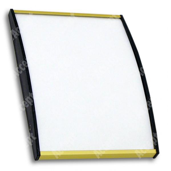 ACCEPT Plato Plus 150, zlatá - rozměr tabulky 105x148mm