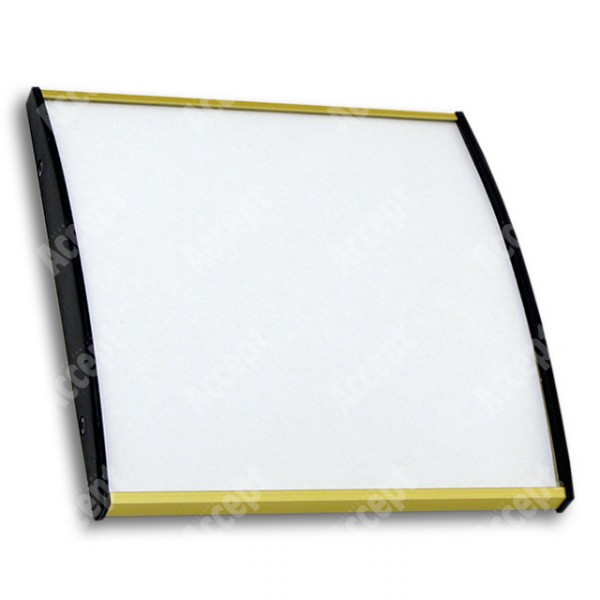 ACCEPT Plato Plus 150, zlatá - rozměr tabulky 148x148mm