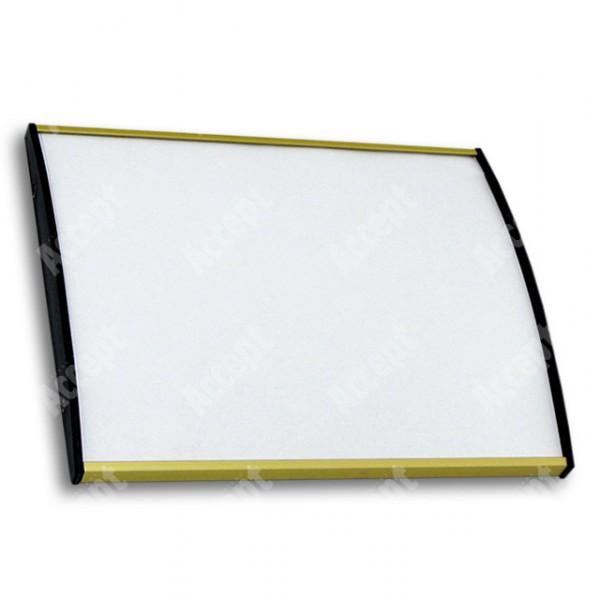 ACCEPT Plato Plus 150, zlatá - rozměr tabulky 187x148mm