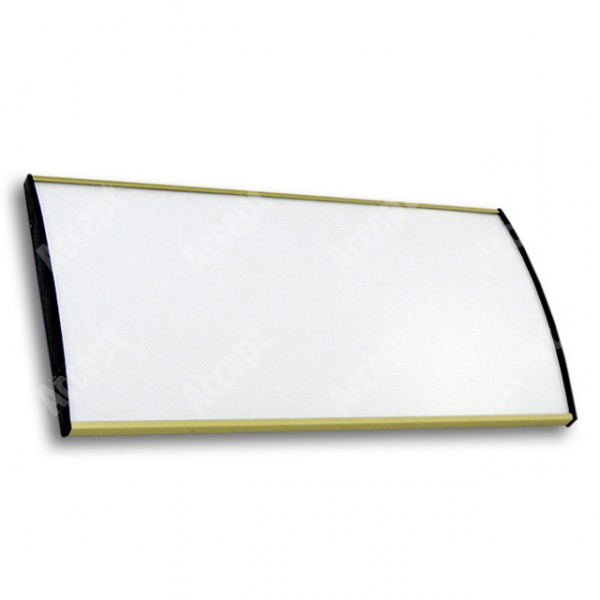 ACCEPT Plato Plus 150, zlatá - rozměr tabulky 1000x148mm