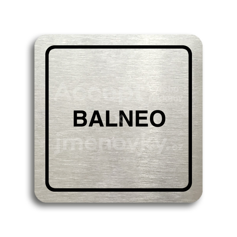 "Piktogram ""balneo"" (80 x 80 mm)"