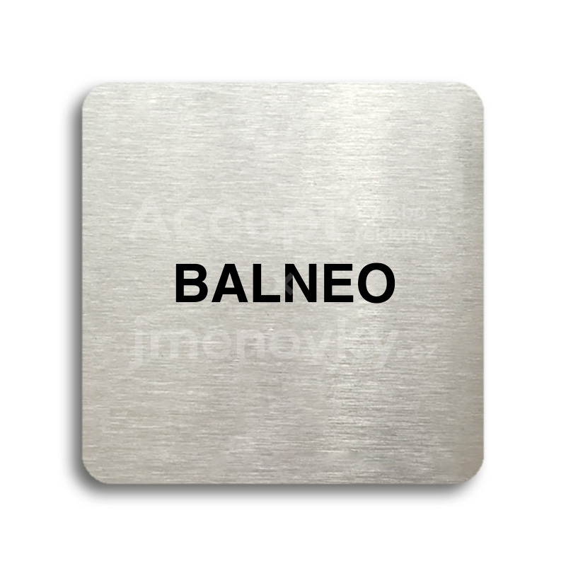 "Piktogram ""balneo"" (80x80mm)"