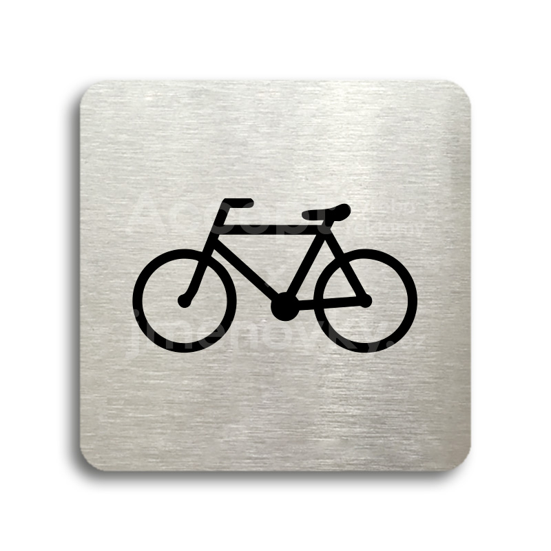 "Piktogram ""bicykl"" (80x80mm)"