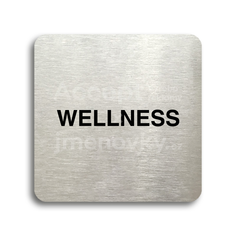 "Piktogram ""wellness"" (80 x 80 mm)"