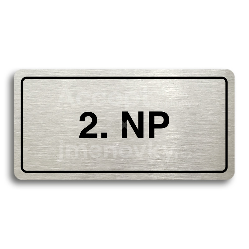 "Piktogram ""2. NP"" (160 × 80 mm)"