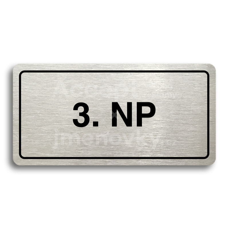 "Piktogram ""3. NP"" (160 × 80 mm)"