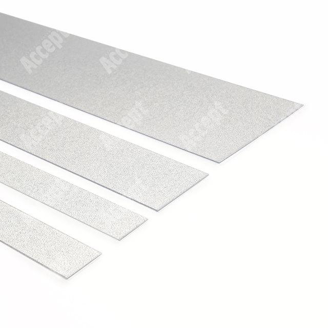 ACCEPT Náhradní krycí antireflexní fólie do dveřní tabulky ACS (187 x 12,5 mm) - náhradní fólie 187 x 12,5 mm