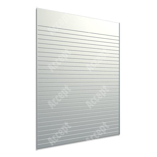 ACCEPT Hlavní orientační tabule ACS 002 (712 x 993 mm) - stříbrná tabule