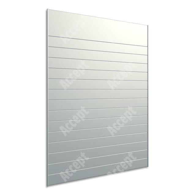 ACCEPT Hlavní orientační tabule ACS 004 (712 x 1024 mm) - stříbrná tabule
