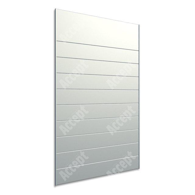ACCEPT Hlavní orientační tabule ACS 007 (612 x 1024 mm) - stříbrná tabule