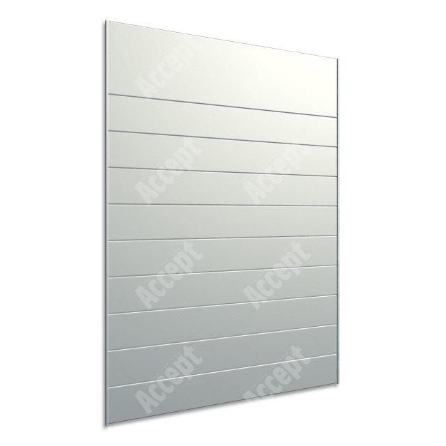 ACCEPT Hlavní orientační tabule ACS 008 (712 x 1024 mm) - stříbrná tabule